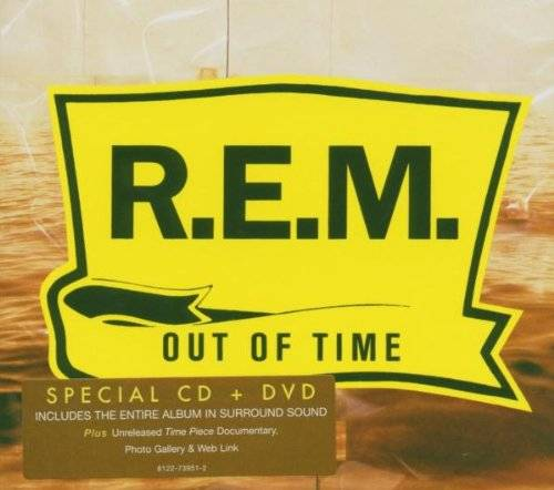 Out of Time [CD+DVD-A]