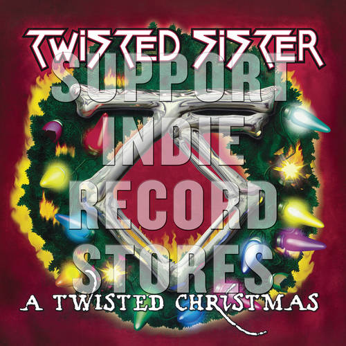 twisted sister a twisted christmas electric fetus - A Twisted Christmas