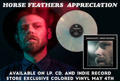 Enter To Win Horse Feathers Tickets & Vinyl!
