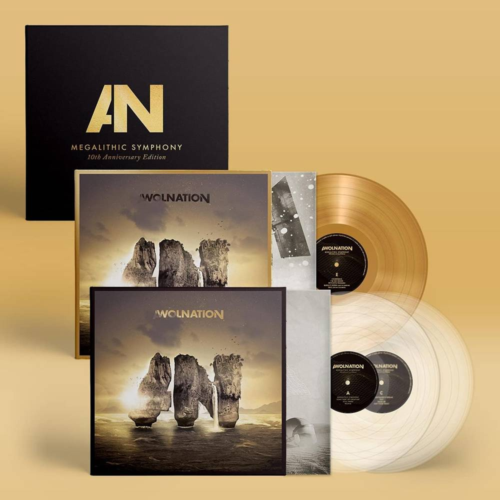 Awolnation - Megalithic Symphony: 10th Anniversary Deluxe Edition [3LP]