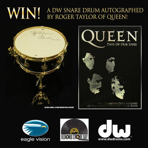 Roger Taylor Snare Drum Contest