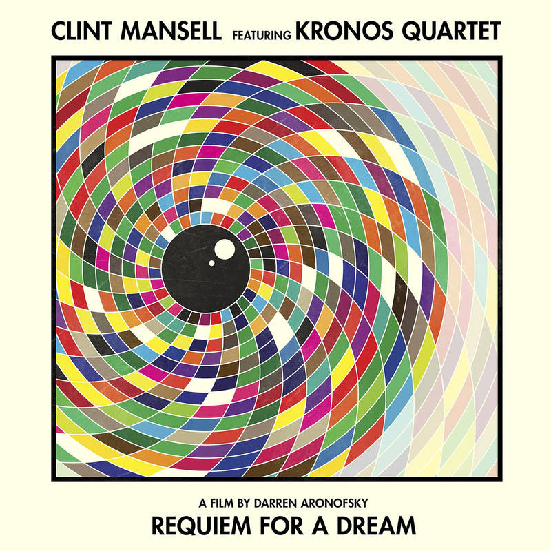 CLINT MANSELL KRONOS QUARTET REQUIEM FOR A DREAM