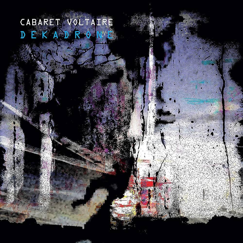 Cabaret Voltaire - Dekadrone [Limited Edition White LP]