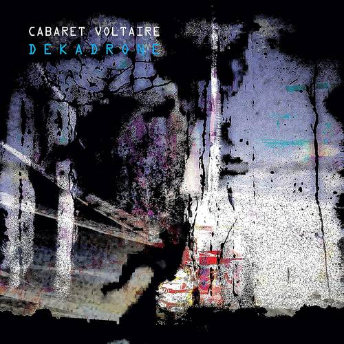 Cabaret Voltaire - Dekadrone [Limited Edition White LP]