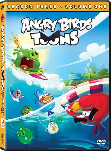 Angry Birds Toons: Season Three - Volume One