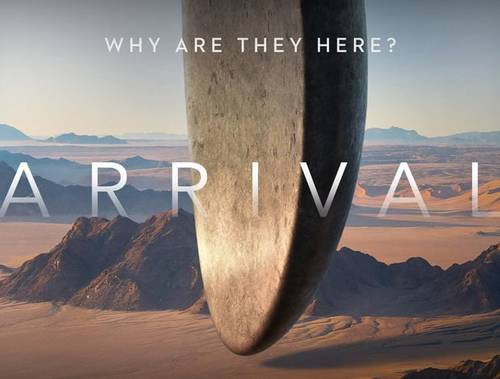 Arrival Movie Monster Music Amp Movies Cds Vinyl