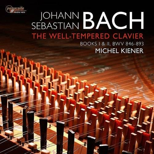 Bach: The Well-Tempered Clavier, Books I & II, Bwv 846-893