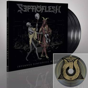 Infernus Sinfonica MMXIX [Limited Edition LP/DVD]
