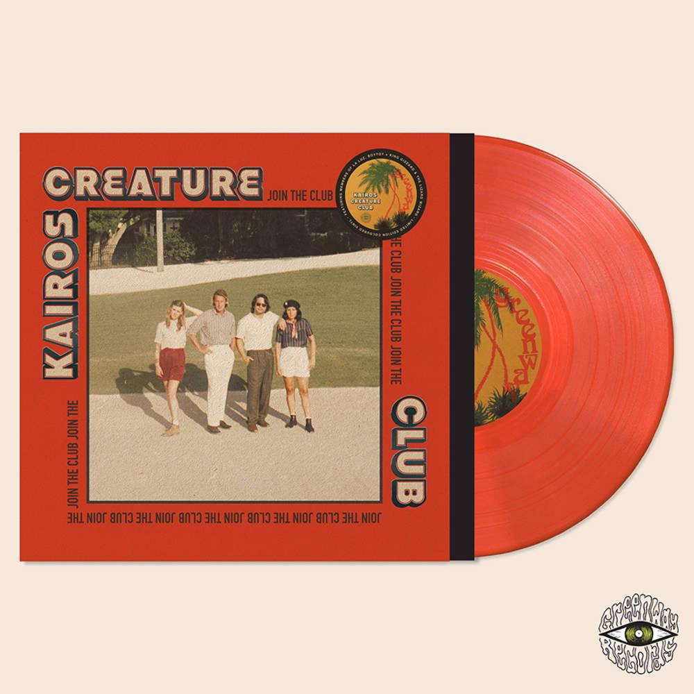 Kairos Creature Club - Join The Club EP [Limited Edition Orange Vinyl]
