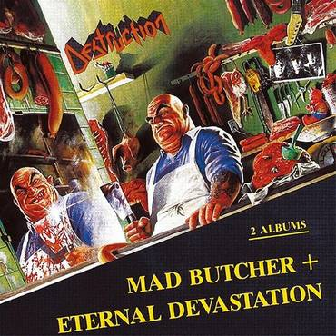 Mad Butcher (Wht) (Uk)