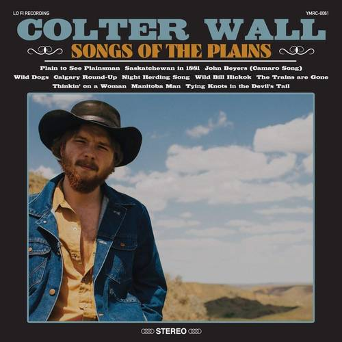 Songs Of The Plains [LP]