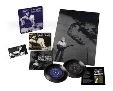Space Oddity: 50th Anniversary EP [Vinyl]