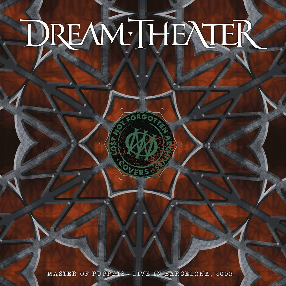 Dream Theater - Lost Not Forgotten Archives: Master Of Puppets [Import Limited Edition Gold 2LP+CD]