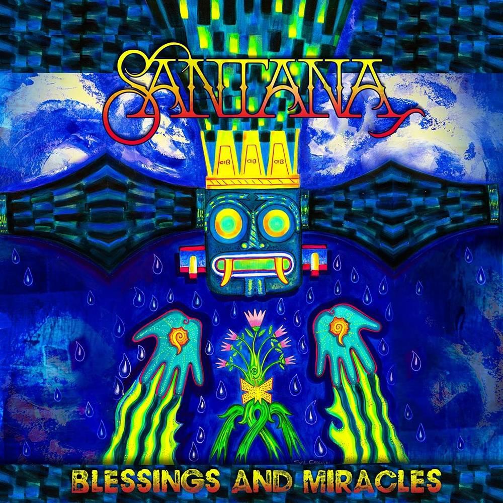 Santana - Blessings And Miracles [LP]