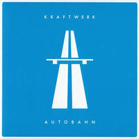 Kraftwerk - Autobahn [Indie Exclusive Limited Edition Blue LP]