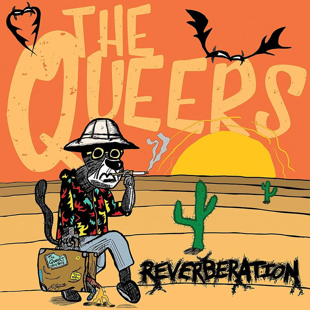 The Queers - Reverberation [Yellow LP]