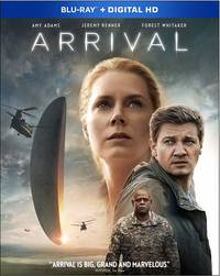 Arrival [Movie] - Arrival