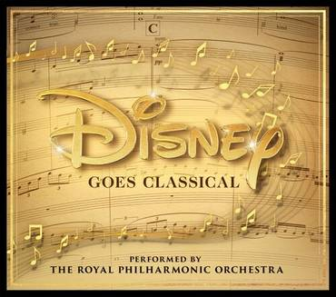 Disney Goes Classical [LP]