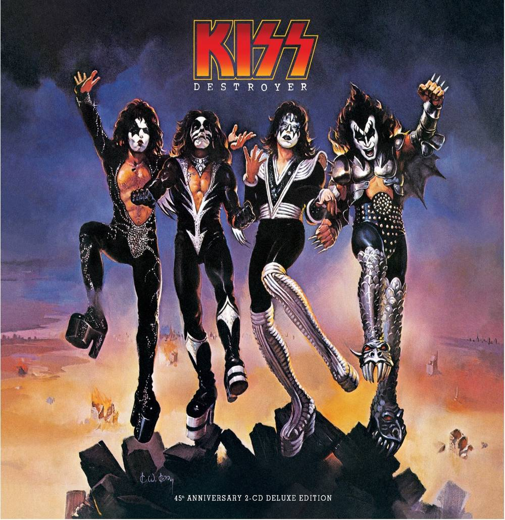 Kiss - Destroyer: 45th Anniversary Edition [Deluxe 2CD]