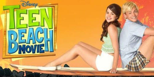 Teen Beach Movie [Movie]