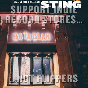 Sting Live At The Bataclan