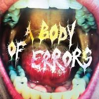 Luis Vasquez - A Body Of Errors [Indie Exclusive Limited Edition Crystal Clear LP]