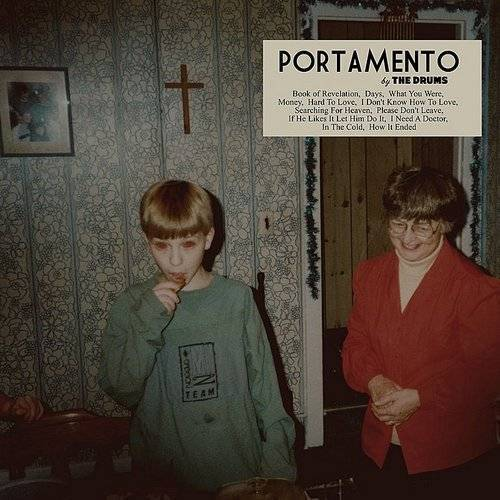 The Drums - Portamento [Indie Exclusive Limited Edition Apple Red Opaque LP]