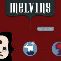 Melvins - Five Legged Dog [4LP]