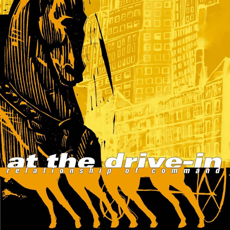 At The Drive In Relationship of Command RSD Exclusive Re issue