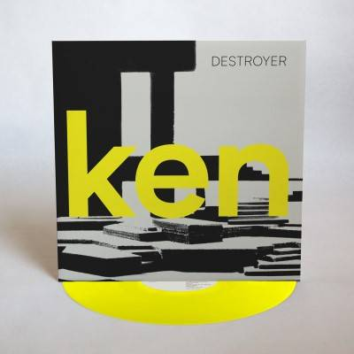 Destroyer - Ken [Indie Exclusive Limited Edition Yellow LP + Bonus 7in]