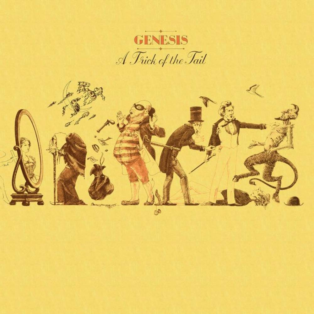 Genesis - A Trick of the Tail [SYEOR 2021 Easter Yellow LP]