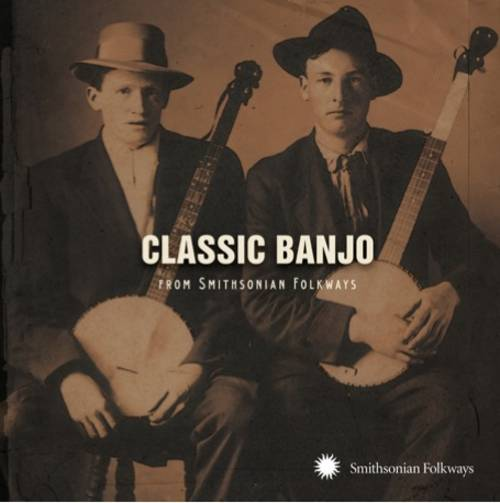 Classic Banjo From Smithsonian Folkways