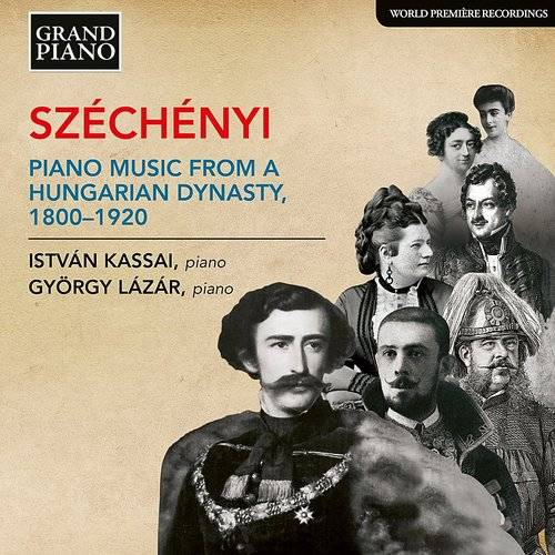 Piano Music From A Hungarian Dynasty