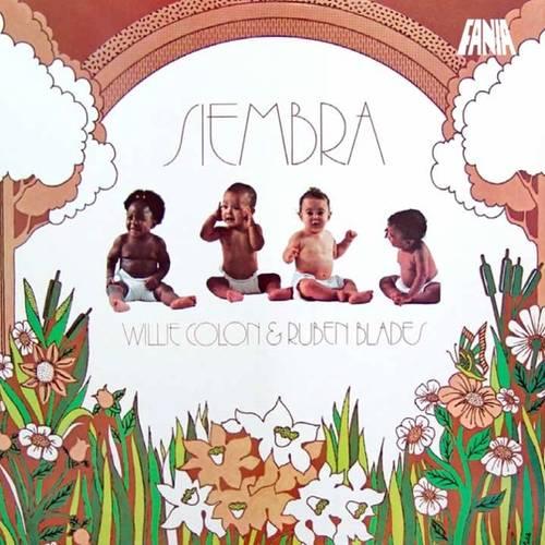 Willie Colon & Ruben Blades - Siembra [LP]