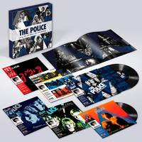 The Police - Every Move You Make: The Studio Recordings [LP Box Set]
