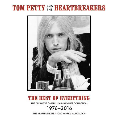 TOM PETTY & THE HEARTBREAKERS - Free Lithograph