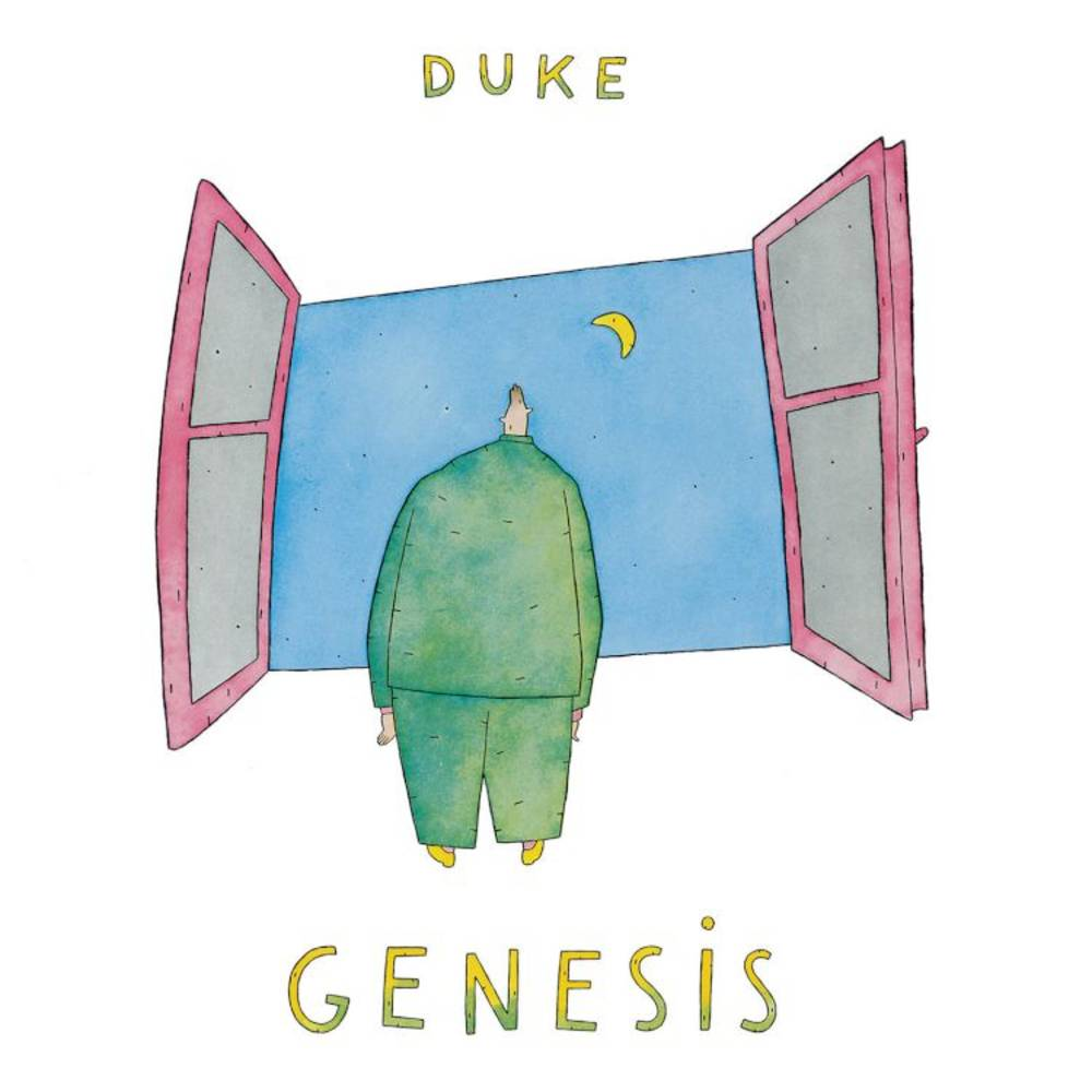 Genesis - Duke [SYEOR 2021 White LP]