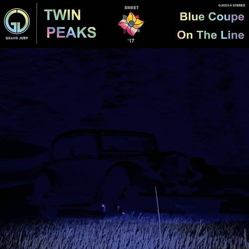 Blue Coupe / On The Line - Single