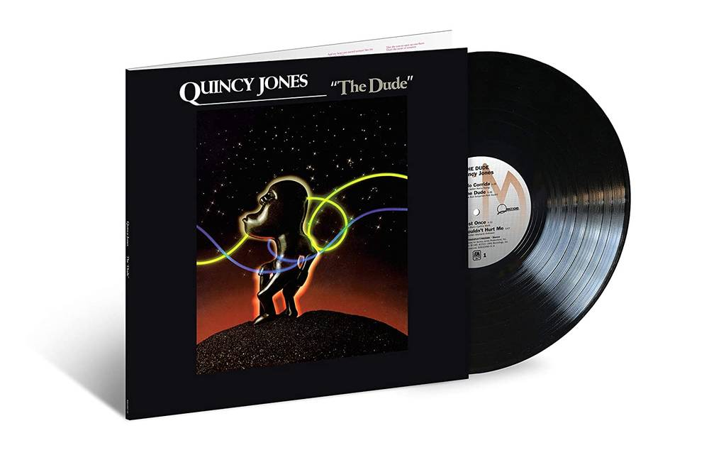 Quincy Jones - The Dude [LP]