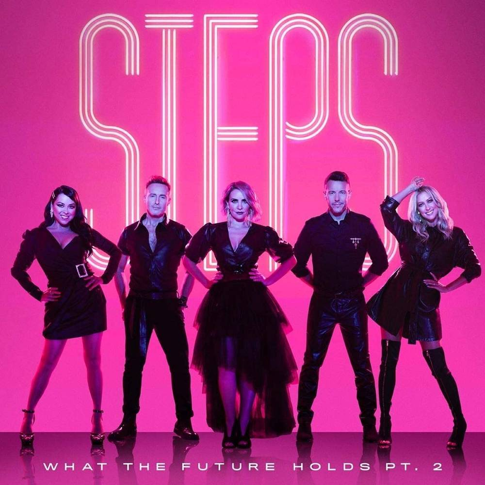 Steps - What The Future Holds Pt. 2 [Import]