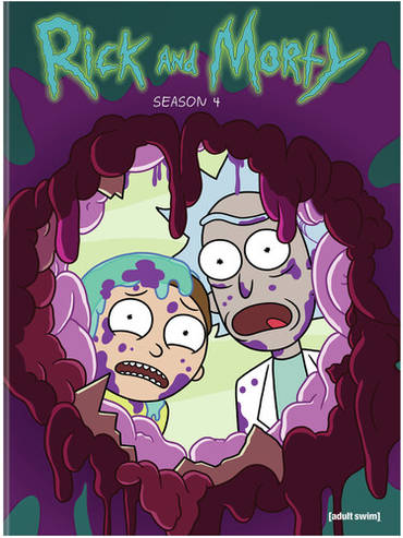 Rick And Morty: The Complete Fourth Season