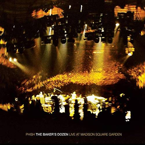 Baker's Dozen Live At Madison Square Garden