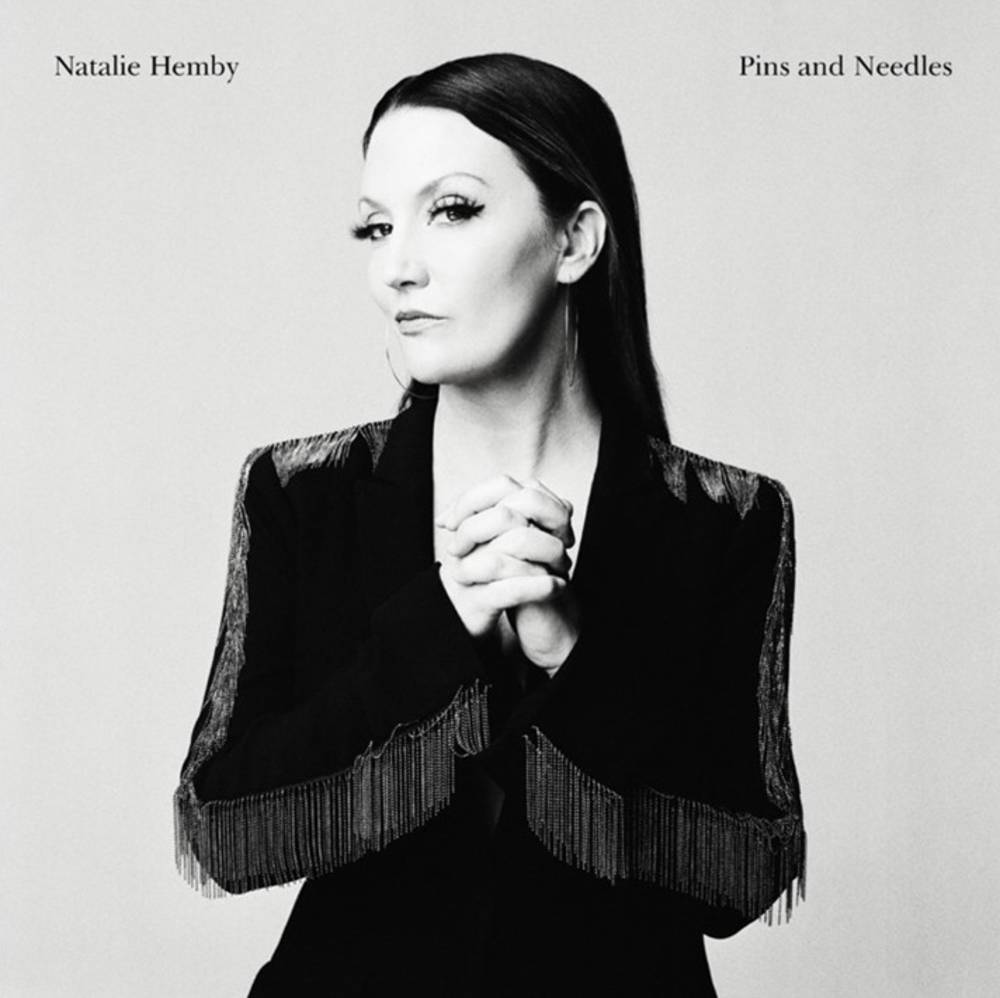 Natalie Hemby - Pins And Needles [Indie Exclusive Limited Edition Clear Smoke LP]