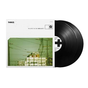 The Artist in the Ambulance [Limited Edition Coke Bottle Clear 2LP]
