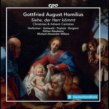 Christmas & Advent Cantatas