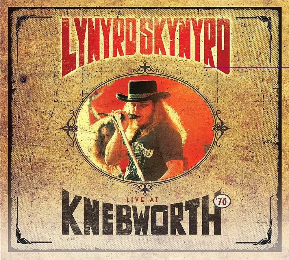 Lynyrd Skynyrd - Live At Knebworth '76 [CD/Blu-Ray]