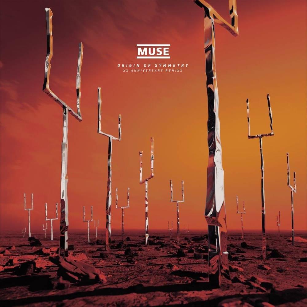 Muse - ORIGIN OF SYMMETRY: XX Anniversary RemiXX [2LP]
