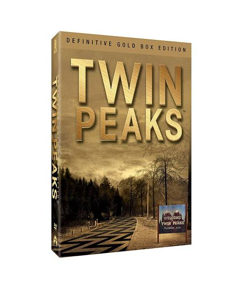 Twin Peaks: The Definitive (Gold Box Edition)