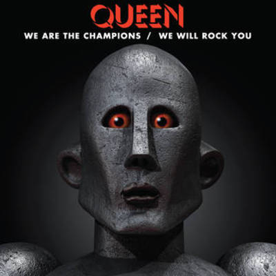 Queen - We Are The Champions/We Will Rock You