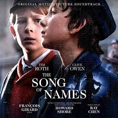 The Song of Names Original Soundtrack
